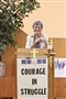 Prayer service supports Sisters on 9 state tour